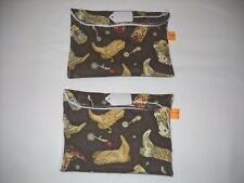 Breyer stablemate pony pouch pocket custom model horse transport fabric