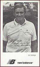 Roy Emerson, Australian Tennis Player, Signed Photo, COA, UACC RD 036