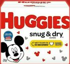 Huggies Snug & Dry Disposable Diapers *Size 1, 2, 3, 4, 5, 6