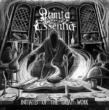 QUINTA ESSENTIA Initiates of the Great Work CD (NEW 2016 RELEASE)