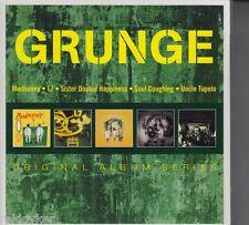 Grunge-uncle tupelo, L 7, Mudhoney-original album series (5-cd-box-set, NOUVEAU!)