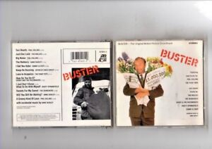 PHIL COLLINS - BUSTER - CD O.S.T.