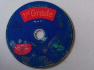 Reader Rabbit 1st Grade: Ages 5-7 - PC CD Computer game Disc Only V 1.0