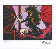 Ex-libris Offset Rubine Rideaux