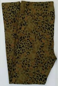 NWT Lularoe TC Tall Curvy Camo Camouflage Leopard Cheetah Print Leggings NWT