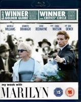 My SEMAINE With Marilyn (Blu-Ray / Eddie Redmayne/ Michelle Williams 2012)