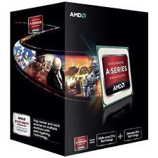 Mainboard und AMD CPU-Kombination mit 4 Prozessorkerne