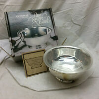 "Gorham Silverplate Paul Revere Bowl 6 1/2"" YC779"