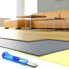Fußbodenunterlage Trittschalldämmung XPS Fußboden [3mm & 5mm] Grau Dämmung