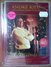 The Christmas I Love CD/DVD Andre Rieu NEW