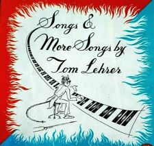 Songs & More Songs - By Tom Lehrer  - CD, VG
