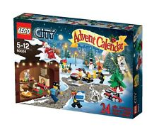 Lego City 60024 Adventskalender Weihnachten