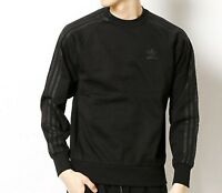 Adidas Originals - Adidas Deluxe Knit Crew Neck Sweatshirt Track Top Sizes XS/XL
