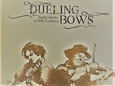 """""""DUELING BOWS""""  BUDDY SPICHER & BILLY CONTRERAS SWING FIDDLE"""