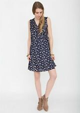 Rayon Floral Dresses for Women