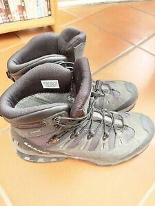 Saloman Quest 4D 3 GTX Phathom Boots Size 12