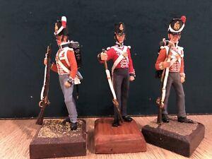 Stadden Or Similar: British Troops Of The Napoleonic Wars. 70mm Metal Models
