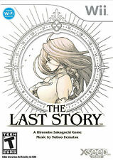 NEW The Last Story  (Wii, 2011) NTSC
