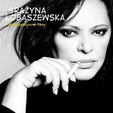 Grazyna Lobaszewska - Przeplywamy (CD)  2012 NEW