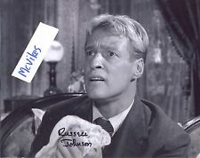 Russell Johnson The Twilight Zone Autographed Signed 8x10 Photo COA DECEASED