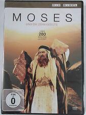 Moses und die 10 Gebote - Das Alte Testament, Bibel, Jerusalem, Israel, Salomo