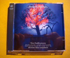 Nova Zembla - NZ 010 -  Dungeon Of Delight - 2 × CD Compilation - Tribal, Techno