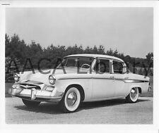 1955 Studebaker Commander Four Door Sedan, Factory Photo (Ref. #91571)