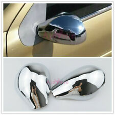 For Peugeot 206 CITROEN C2 Door Mirror Cover Trim ABS Car Styling Accessories