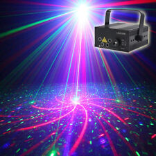 Remote 5 Lens Stage Laser Light RGB 96 Gobos Projector DJ Home Show Event Party