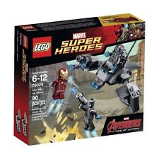 Lego Marvel Super Heroes 76029 IRON MAN vs ULTRON Sentry Officer Minifigs NISB