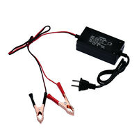 12V Volt Car Battery Automatic Float Trickle Charger Car, Boat, Direct AC Charge