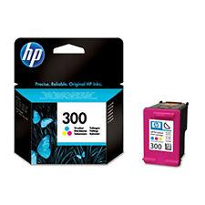 Original HP 300 Colour Ink Cartridge CC643EE D1660 F4500 C4650 C4750 4600 120 C