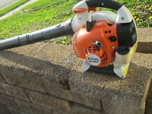 Stihl bg86c Hand Held Professional Blower Gas Commercial Duty