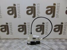 # FIAT PANDA ACTIVE 1.1 2010 PASSENGER SIDE FRONT DOOR LOCK MECHANISM