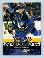 2008-09 Upper Deck Young Guns Patrik Berglund RC #242