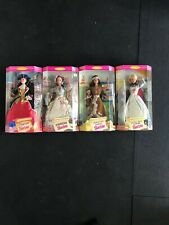 Barbie lot of 4 set of American Stories Collection Mattel 1990s