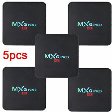 5PCS X MXQ PRO 4K Amlogic S905 2.0GHz Smart TV Box 64Bit 2.0GHz In USA Local!