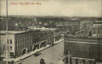 Albert Lea MN Birdseye View c1910 Postcard