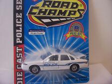 1998 Bentonville, Arkansas. Ford Crown Victoria, Road Champs Police Car