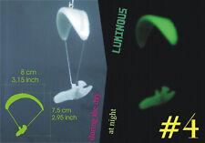 Paragliding miniglider souvenir luminous