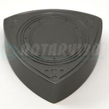 ROTOR SHAPED BRAKE / CLUTCH MASTER CYLINDER CAP COVER RX-7 RX7 13B 20B GRAY