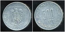 ROUMANIE  500 lei  2000  ( bis )