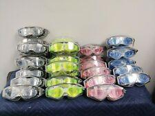 Sun & Sky Adult Swim Goggles Wholesale Lot of 35