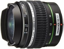 New Pentax DA Fish-Eye 10-17mm f/3.5-4.5 ED (IF) Autofocus Lens