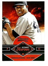 Mariano Rivera New York Yankees 2014 Panini Classics October Heroes #22 NM/MT