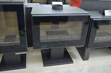 Wood Burnig Stove Solid Fuel Top Flue Fireplace Log Burner 11-14 kW BImSchV