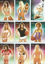 2007 BENCHWARMER Series- 2 Complete Base Sets (Series 1 and GOLD) -144 Card  Lot