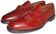 Allen Edmonds Grayson Shell Cordovan Tassel Loafers Mens 8.5D Excellent