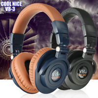 Foldable Bluetooth Wireless Over-Ear Stereo Headphones Sport Headset+ Microphone