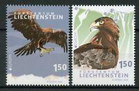 Liechtenstein 2019 MNH Golden Eagle National Birds Europa 2v Set Eagles Stamps